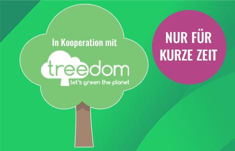 Treedom Aktion: Kakaobaum pflanzen