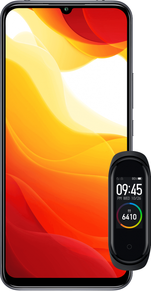 XIAOMI MI Band 4 Fitness-Tracker
