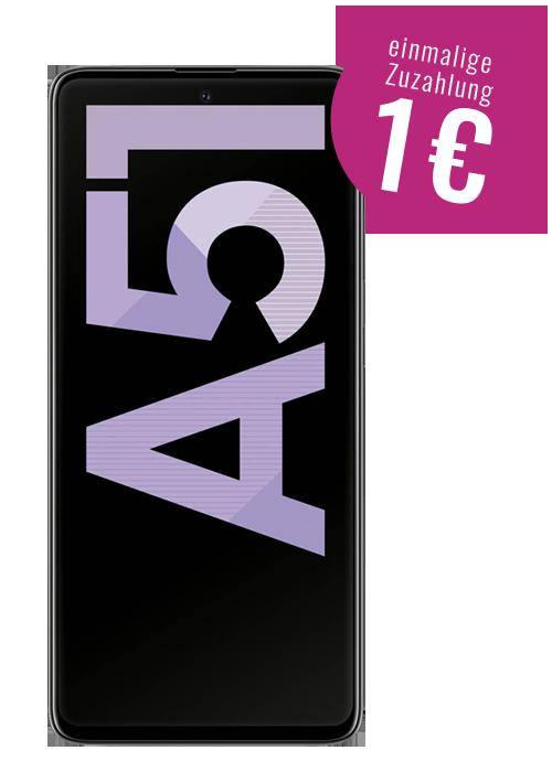 Samsung Galaxy A51 mit Handyvertrag